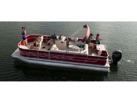 2016 Starcraft Pontoon EX 23 F4
