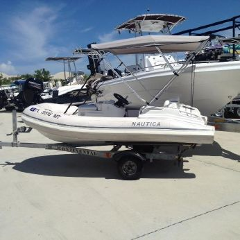 2002 Nautica 10 Jet