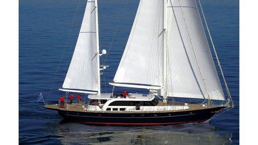 1980 Jongert Steel Aluminium Sailing Yacht