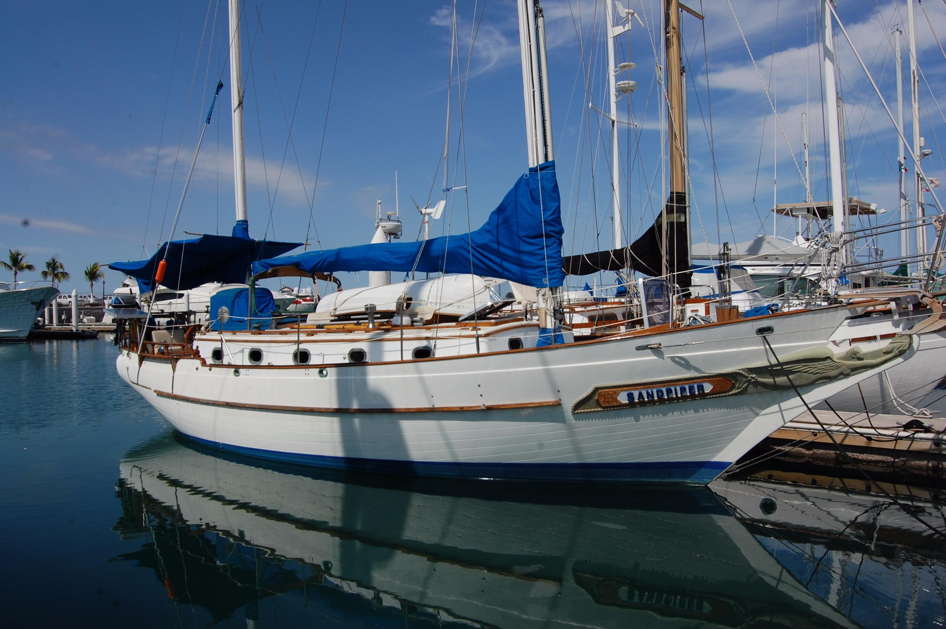 42' Ta Chiao CT-42 Aft Cockpit Ketch+Boat for sale!