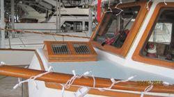 photo of  39' Ocean Marine Tri-cabin