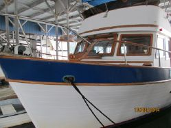 photo of  39' Ocean Marine Tri-cabin