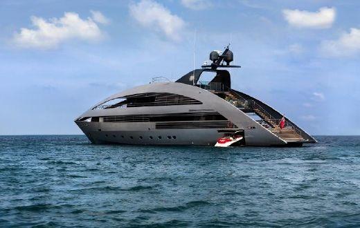 2009 Rodriguez Yachts Ocean Emerald