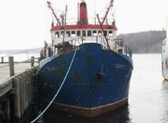 1967 St. John Shipbuilders Trawler