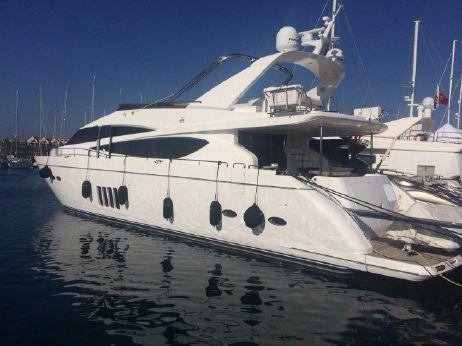 2008 Princess 85 Motor Yacht