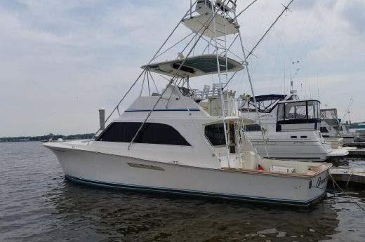 1988 Ocean Yacht Super Sport