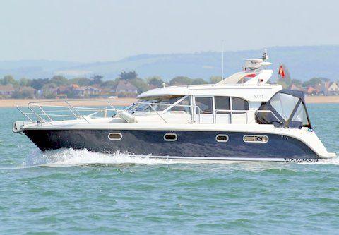 2003 Aquador 32C