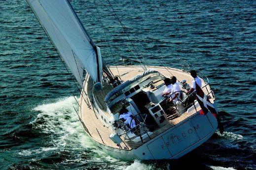 2014 X-Yachts Xc 50