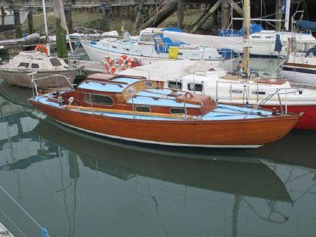 1965 Folkboat 25