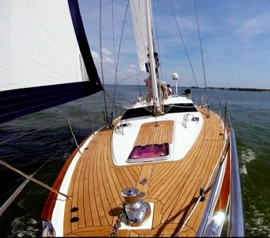 2008 Oyster 46