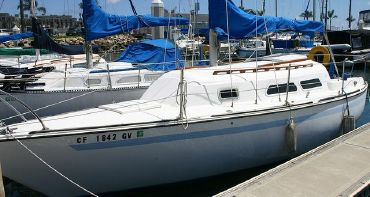1978 Oday Sloop w/Oceanside Slip