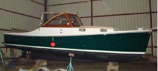 1978 Webbers Cove Downeast Cruiser