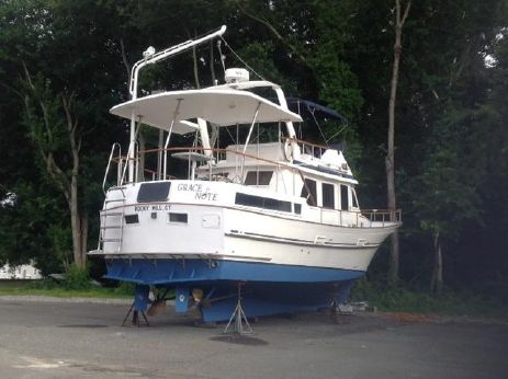 1987 Hershine Flybridge Trawler