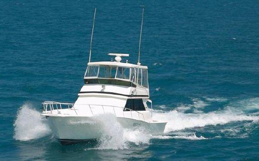 1988 Viking Yachts Convertible