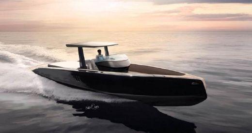 2017 Brizo Yachts Tender