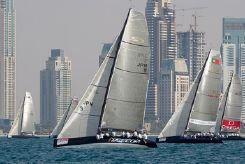 2006 Russell Coutts & Andrej Justin RC44