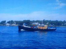1994 Custom Offshore Cruiser