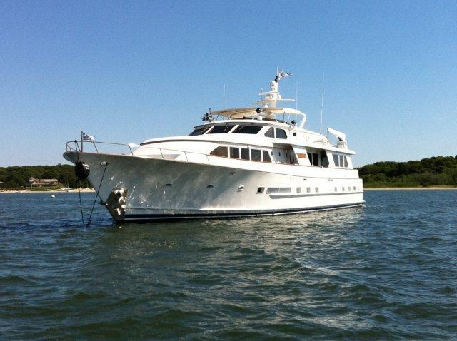 used motoryacht for sale