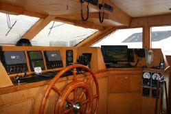DENISON Raised Pilothouse Motor Yacht