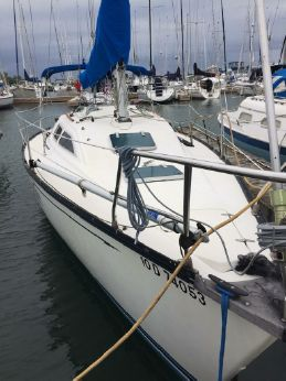 1986 Mirage Yachts 29