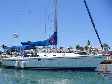 2001 Catalina Mk II 2 Cabin
