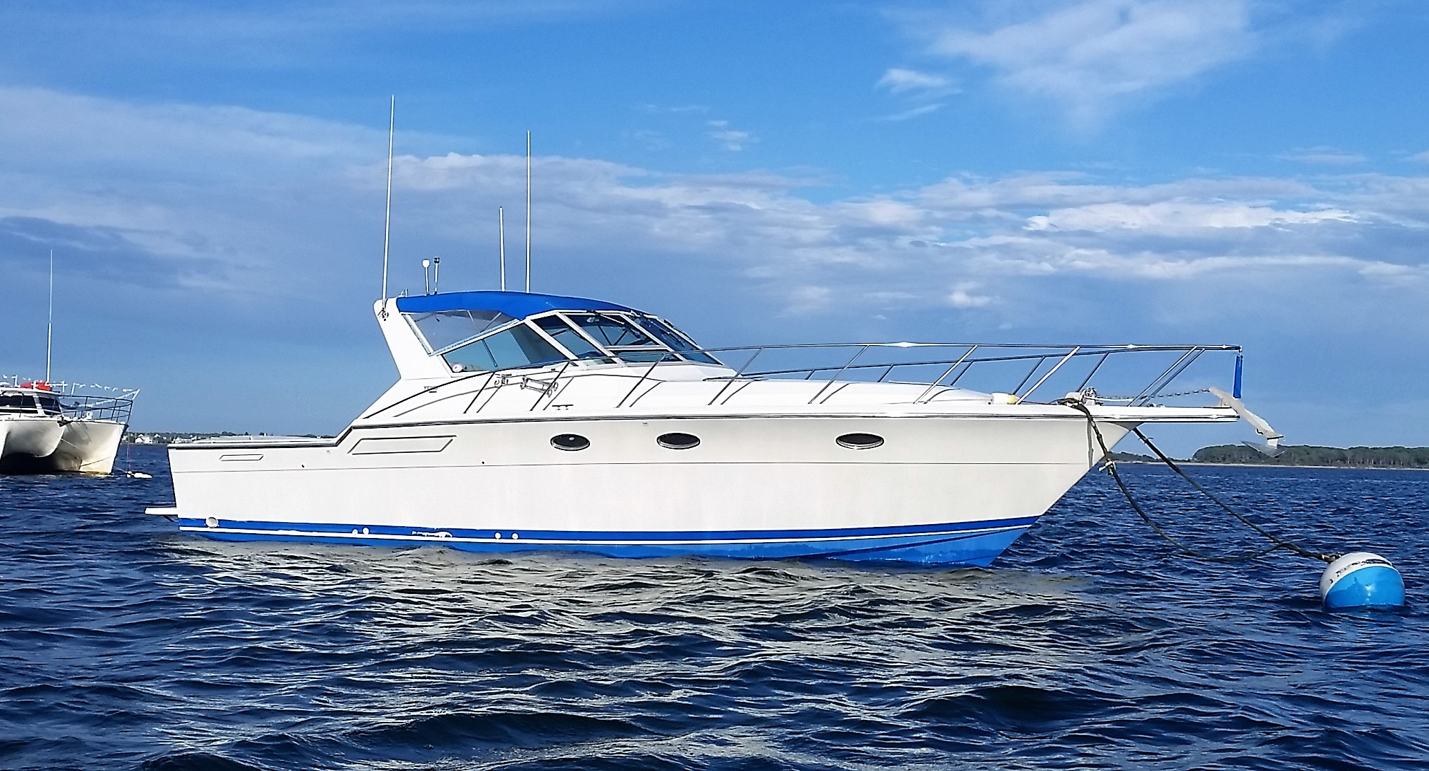Yacht for Sale: 36' Tiara Open 1985