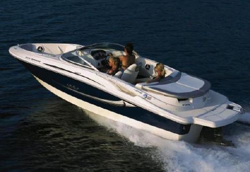 2010 Sea Ray 195 Sport