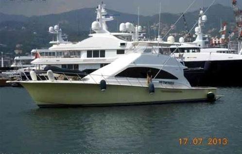 2007 Ocean 62 Super Sport