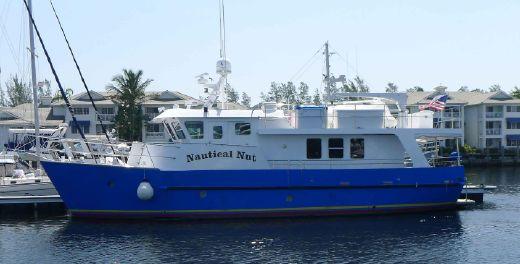 1999 Cape Horn CH63
