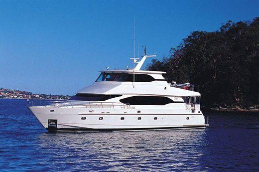 2004 Monte Fino 84 Luxury Cruiser