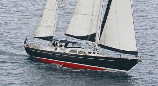 1978 Palmer Johnson Ketch