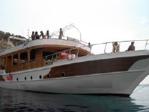 2009 24 M Daily+8 Cabins KETCH
