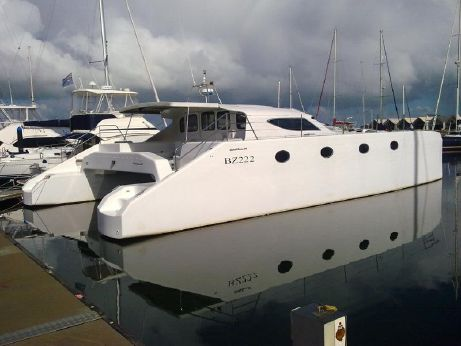 2006 Jensen Coral Seas 54 Powercat