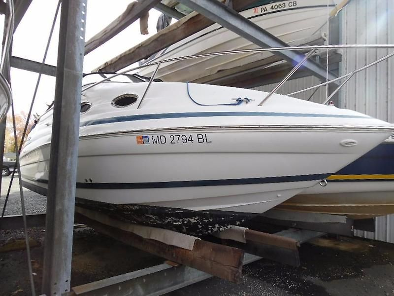 1999 chris craft 240 express cruiser power boat for sale for Chris craft express cruiser for sale