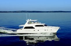2008 Hampton 630 Pilothouse