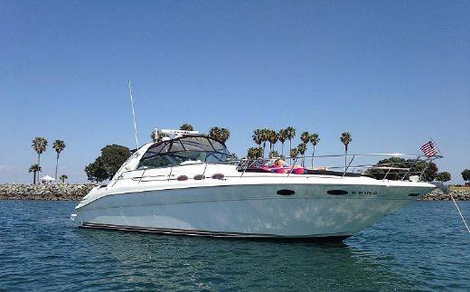 1997 Sea Ray Sundancer 370