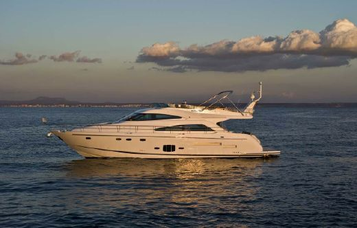 2015 Fairline Squadron 65 Demonstrator