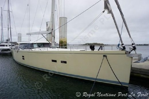 2010 Hanse Yacht Moody 62 DS