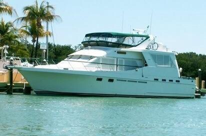 2000 Ocean Alexander 546 Pilothouse Motor Yacht