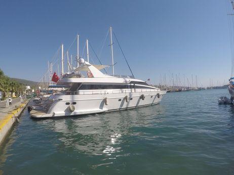 2000 Custom Motor Yacht San Lorenzo copy