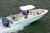 photo of 25' NauticStar 2602 Legacy