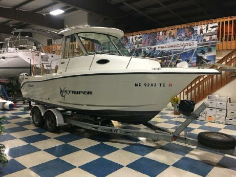 2006 Striper 2101 Walkaround I/O