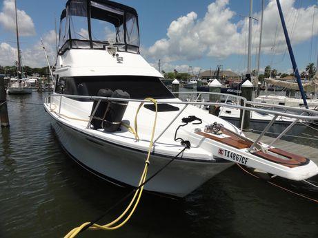 1993 Luhrs 3420 Motor Yacht