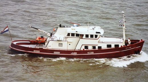 1985 Expedition Motoryacht