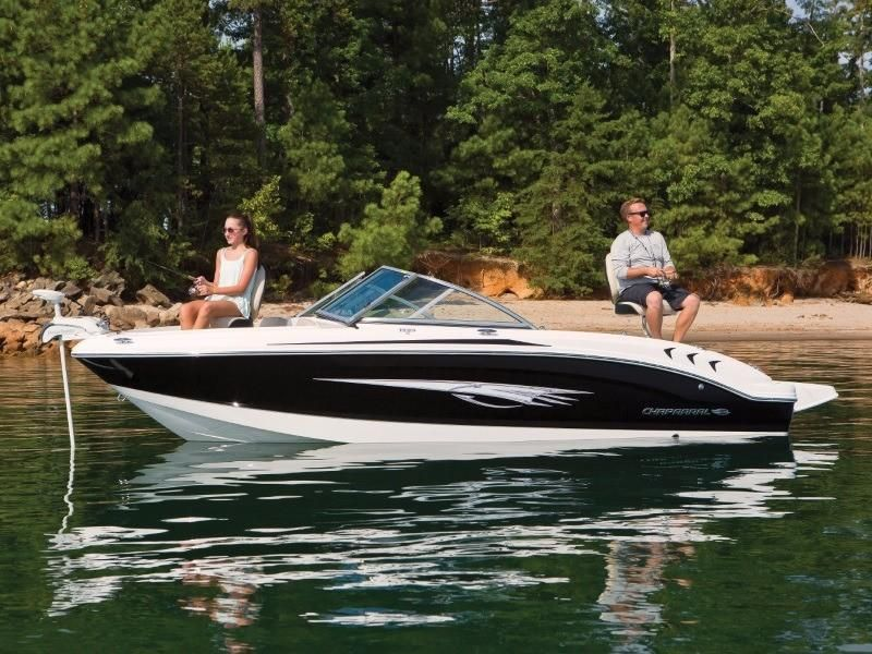 2017 chaparral 19 h2o ski fish power boat for sale for Best fish and ski boats 2017