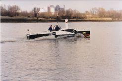 1989 Eigenbau Motortrimaran