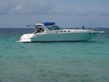 1998 Sea Ray 400 Express Cruiser