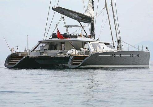 2004 Yacht Industries Yapluka 72