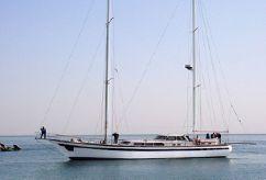 1992 21 M 1992/2010 schooner