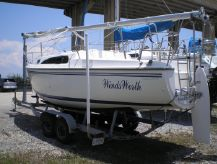 2012 Catalina 250 Water Ballasted